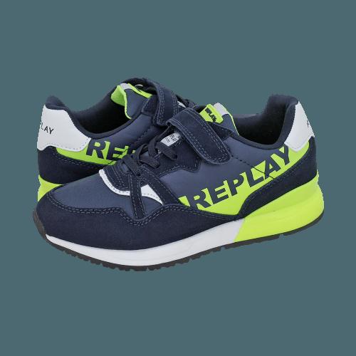 Casual Παιδικά Παπούτσια Replay Katai L