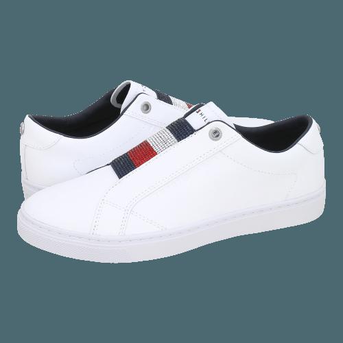 Παπούτσια casual Tommy Hilfiger Crystal Leather Slip On Sneaker
