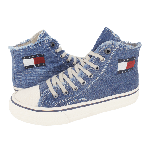 Παπούτσια casual Tommy Hilfiger Hightop Tommy Jeans Sneaker
