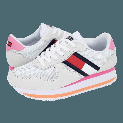 Παπούτσια casual Tommy Hilfiger Flatform Runner Colour Sneaker