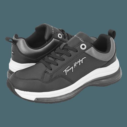 Παπούτσια casual Tommy Hilfiger City Air Runner Metallic