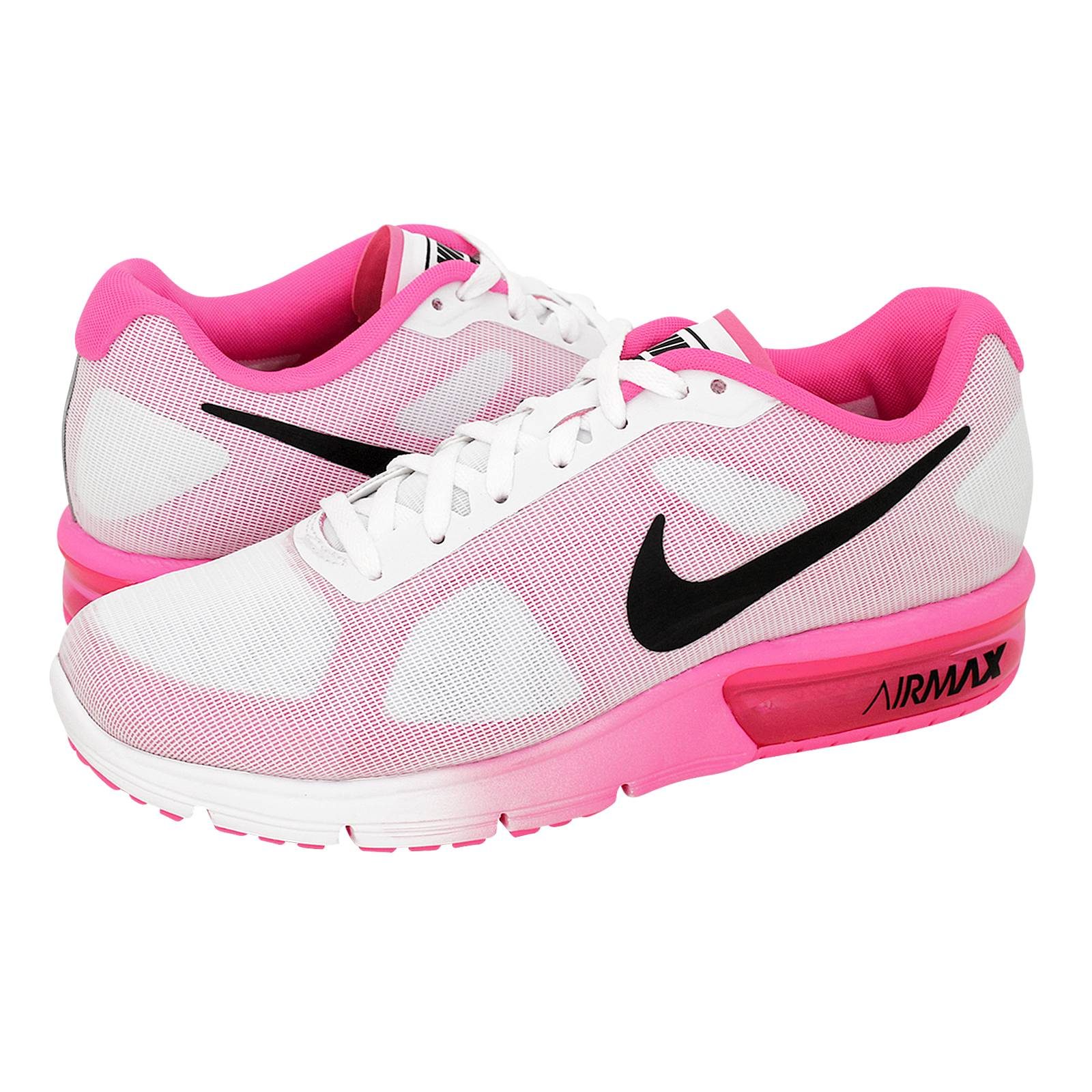 68a9c2dace1 Air Max Sequent - Γυναικεία αθλητικά παπούτσια Nike από υφασμα ...