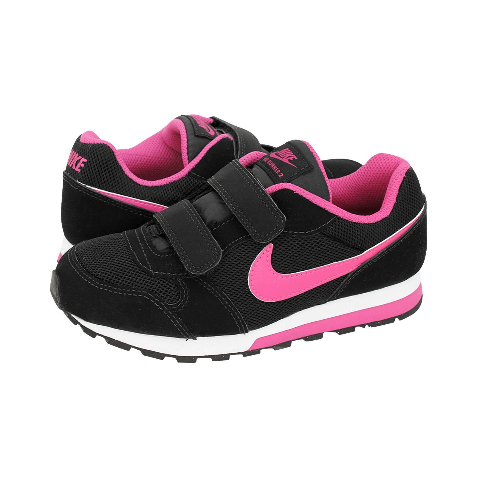 ade7a1f7270e MD Runner 2 PSV - Παιδικά αθλητικά παπούτσια Nike από nubuck, υφασμα ...