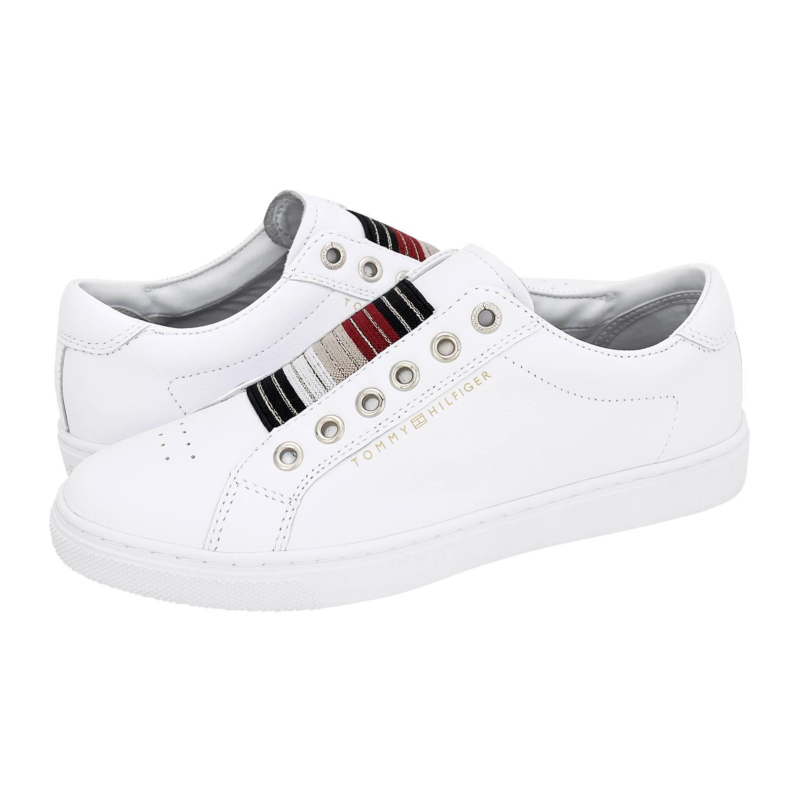 Venus 8A1 - Γυναικεία παπούτσια casual Tommy Hilfiger από δέρμα ... 3dd07c5ccc7