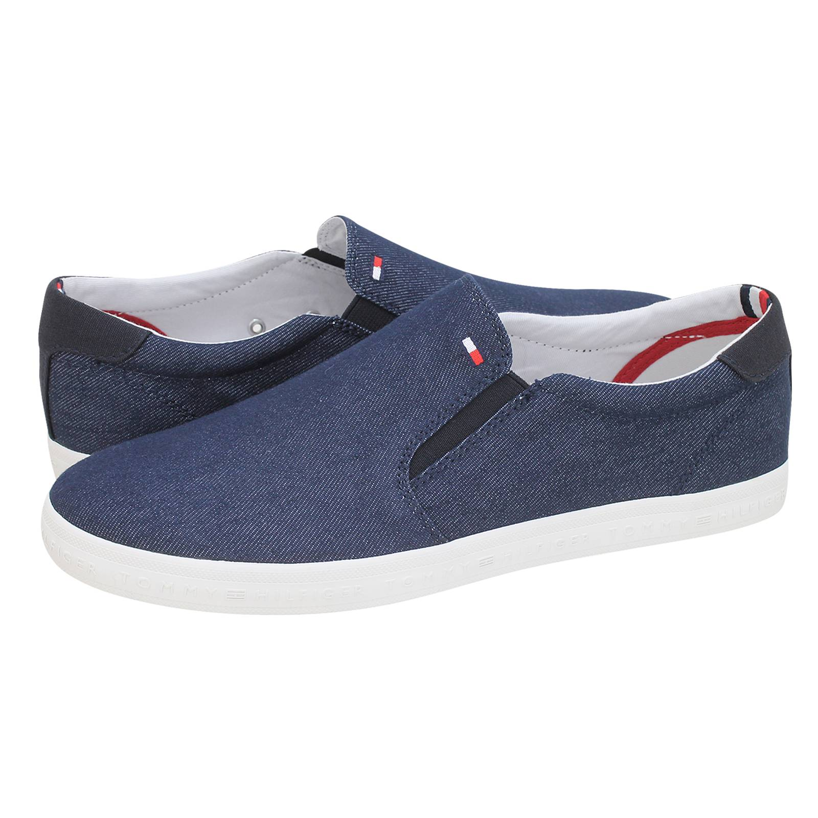 e64f4f6e1ed Essential Slip On Sneaker - Ανδρικά παπούτσια casual Tommy Hilfiger ...